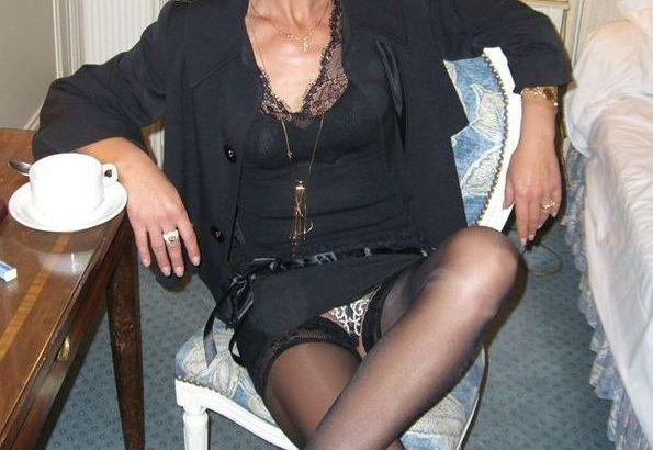signora 50enne sensuale